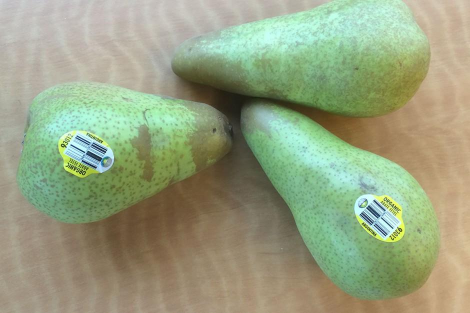 Organic Abate Fetel Pears