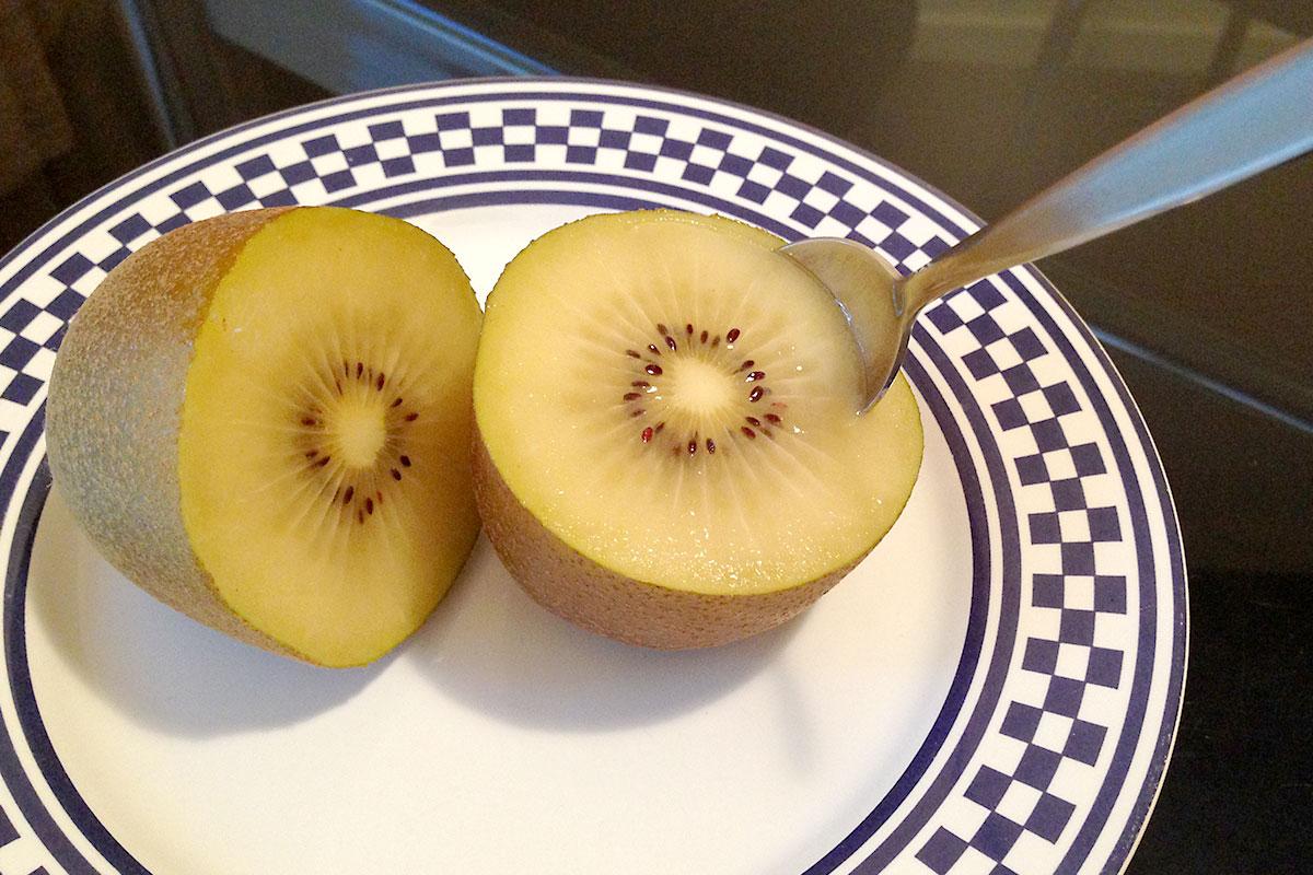 Organic SunGold Kiwifruit