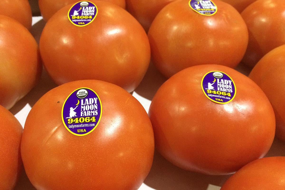 Organic Vine Ripe Tomatoes