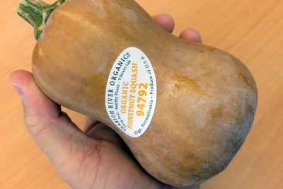 Organic Honeynut Squash