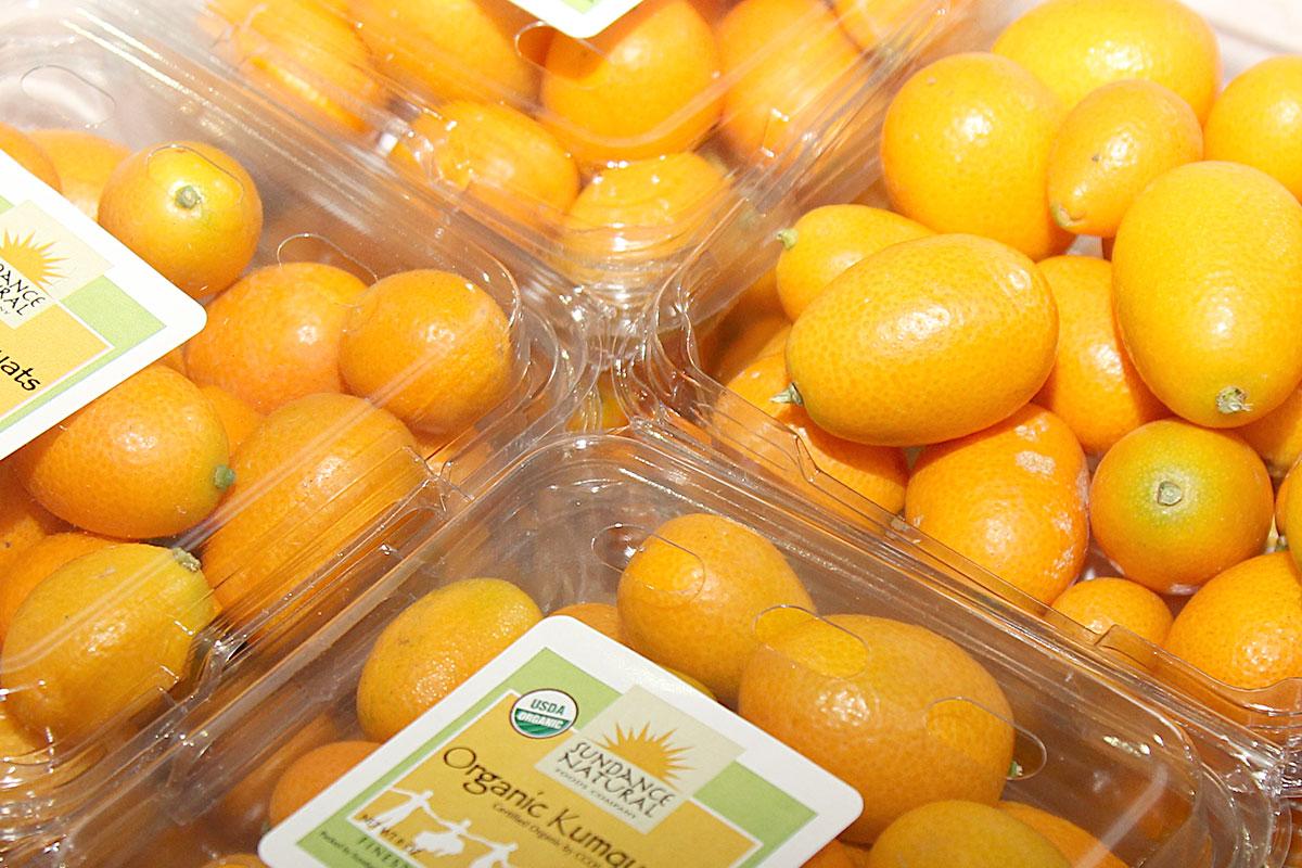 Organic Kumquats