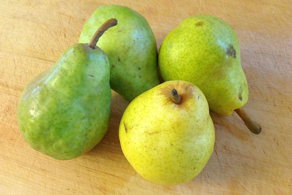 Organic Bartlett Pears