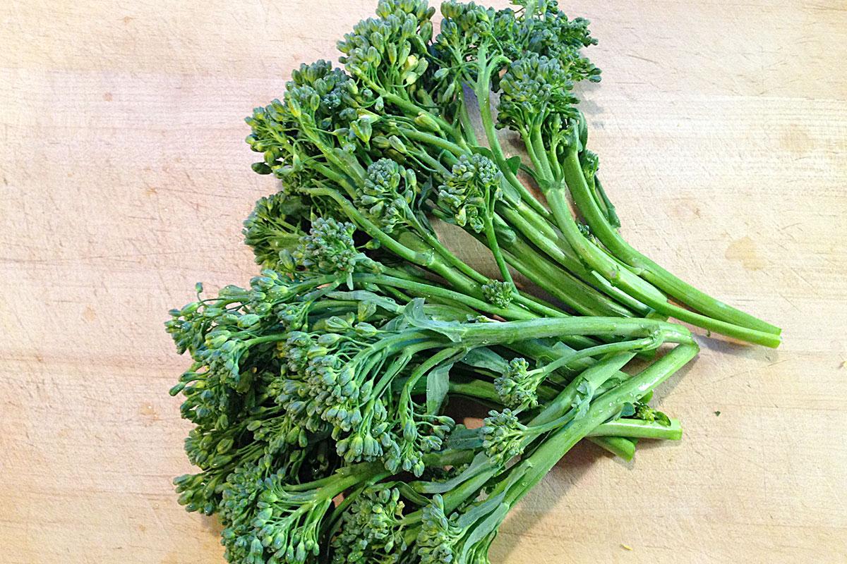 Organic Broccolette