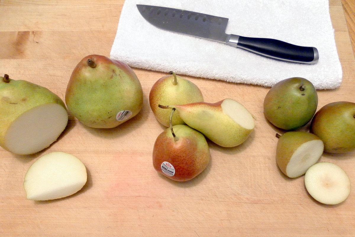 Organic Comice Pears