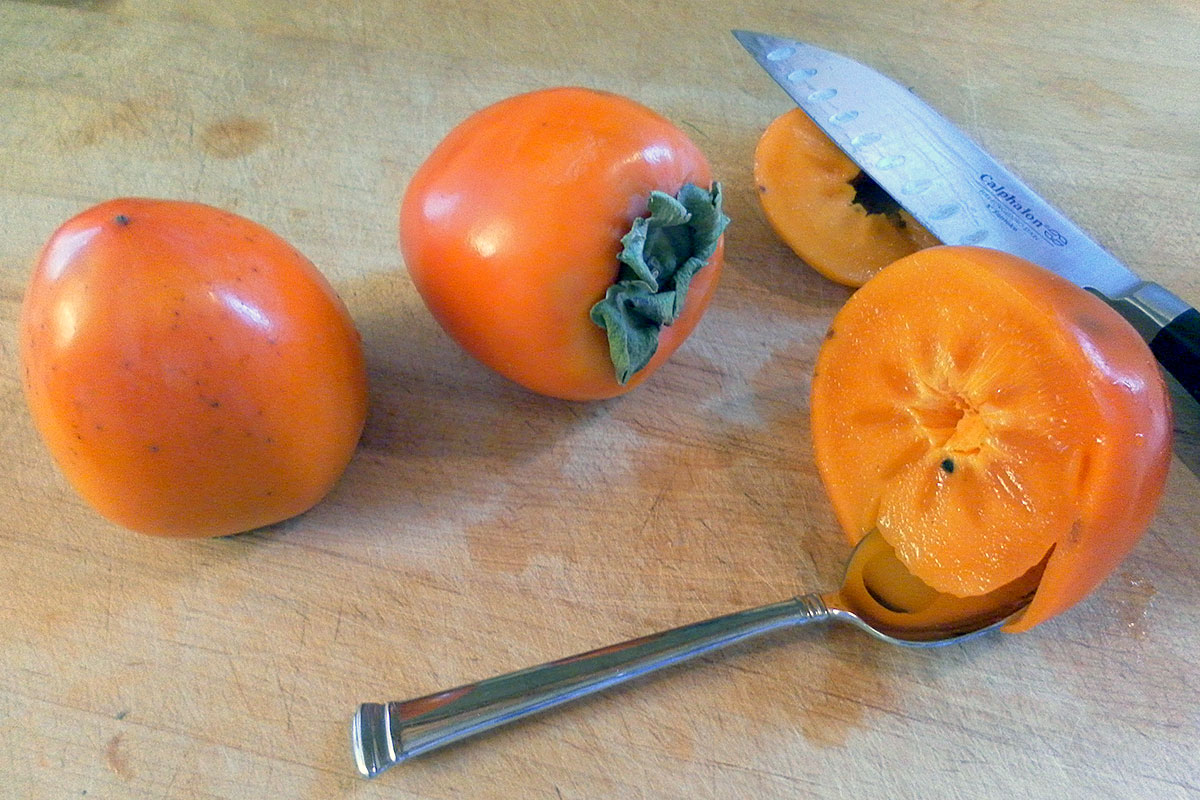 Organic Persimmons
