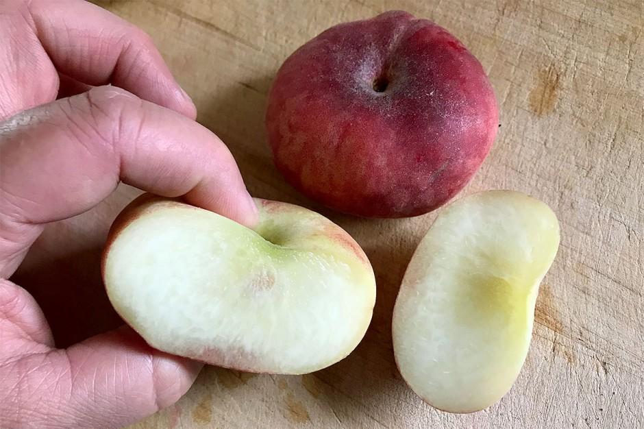 Organic Donut Peaches