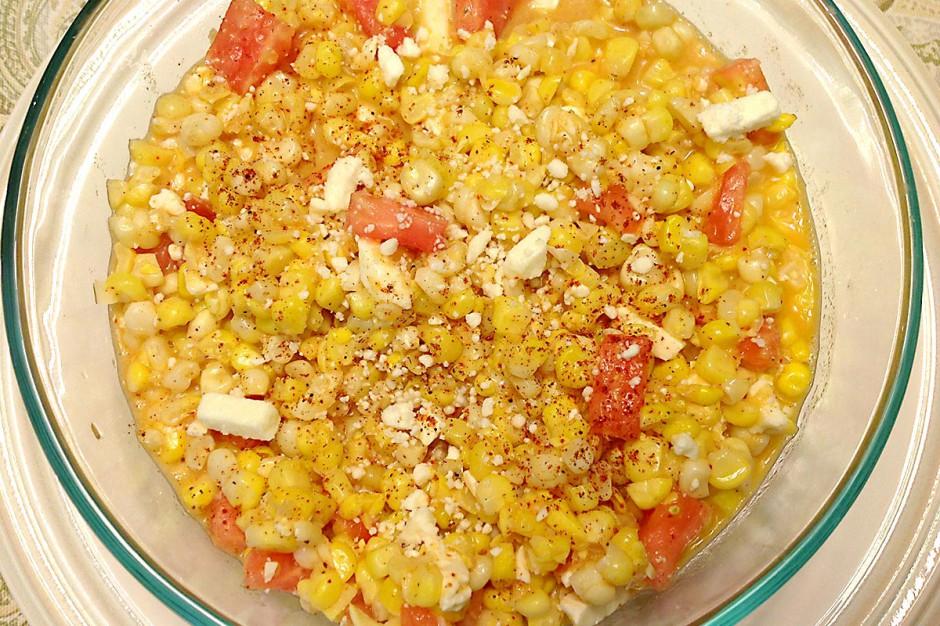 Mexican-style Street Corn Salad