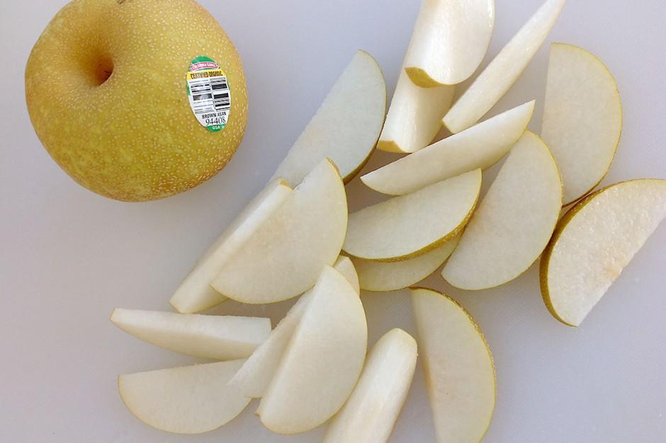 Organic Asian Pears
