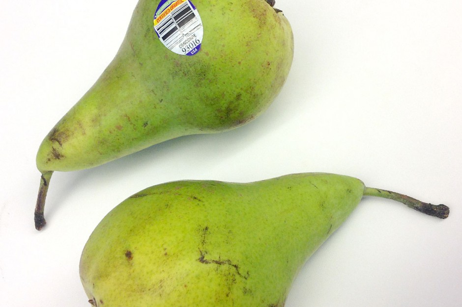 Organic Concorde Pears