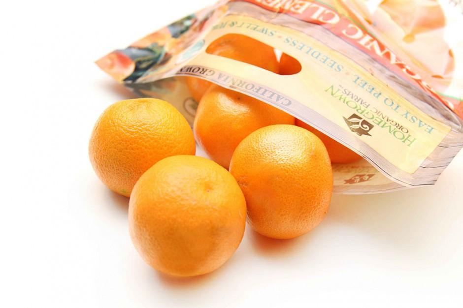 Organic Clementine Mandarins