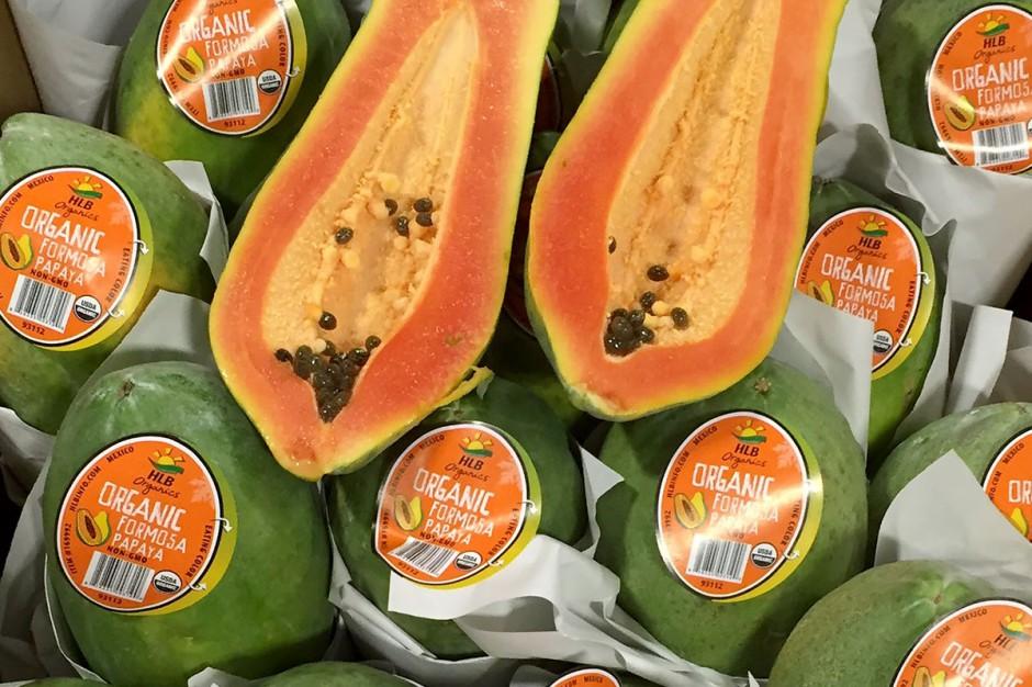 Organic Formosa Papaya