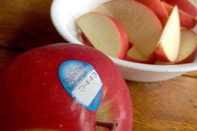 Ruby Frost Apples