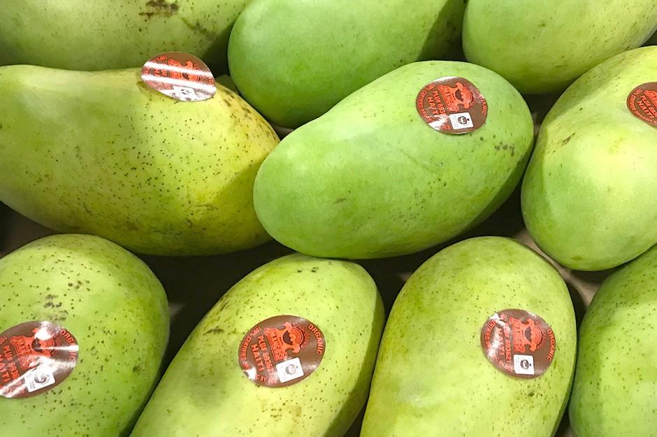 Haitian Mangos